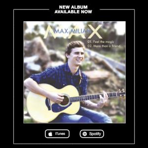 Max Milian New Album